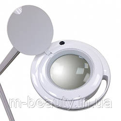 Лампа-лупа для косметолога мод. LS-6017Н LED - 3 ДИОПТРИИ 9W, с холодным свечением