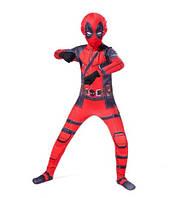 Детский карнавальный костюм Дэдпула Deadpool для мальчика р. 110, 120, 130