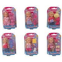 Кукла Еви и мини-набор, 6 видов Evi Love (573 4830)