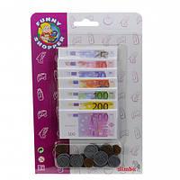 Детский набор денег - Евро Simba (452 8647)