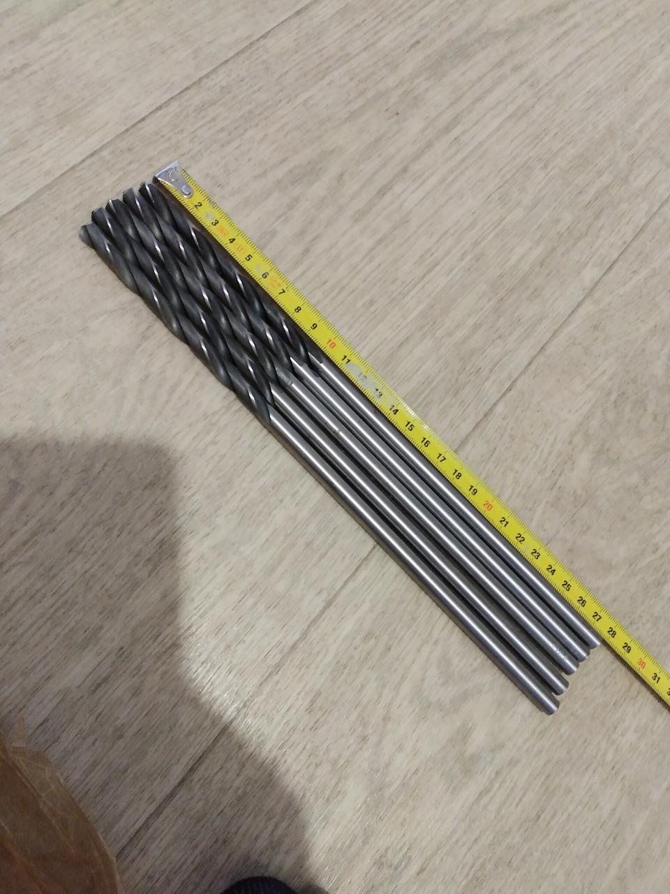 Сверло 8.0 удлиненное специальное р6м5