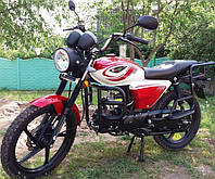 Мотоцикл Forte Alfa New FT125-K9A (красный)