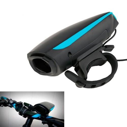 Электронный звонок для велосипеда, гудок, 140дБ, клаксон, 105012