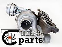Оригинальная турбина Saab 9-3 II 1.9 TiD от 2004 г.в. - 773720-0001, 755046-0001, 766340-0001, фото 1