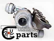 Оригинальная турбина Saab 9-3 II 1.9 TiD от 2004 г.в. - 773720-0001, 755046-0001, 766340-0001