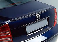 Спойлер крышки багажника Skoda Superb 2002-2008/ VW Passat B5 2001-2005