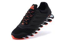 Кроссовки женские Adidas Springblade 2 orange-black