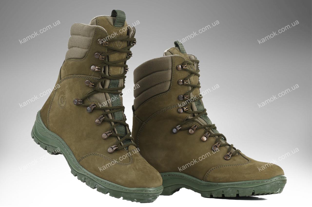 Берці зимові / військова, армійське взуття OMEGA (olive)