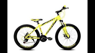 "Горный велосипед Benetti 26"" PEGAS BURST DD 2021 13 рама (130-155 см) 15"
