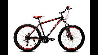 "Горный велосипед Benetti 26"" PEGAS BURST DD 2021 13 рама (130-155 см) 18"