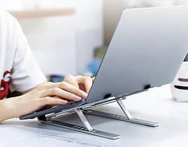 Складна підставка столик для ноутбука Laptop Stand