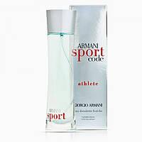 Giorgio Armani Code Sport Athlete Туалетная вода 125 ml Духи Джорджио Армани Код Спорт Атлет 125 мл Мужской