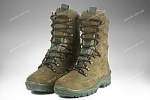 Берці зимові / військова, армійське взуття OMEGA (olive), фото 2