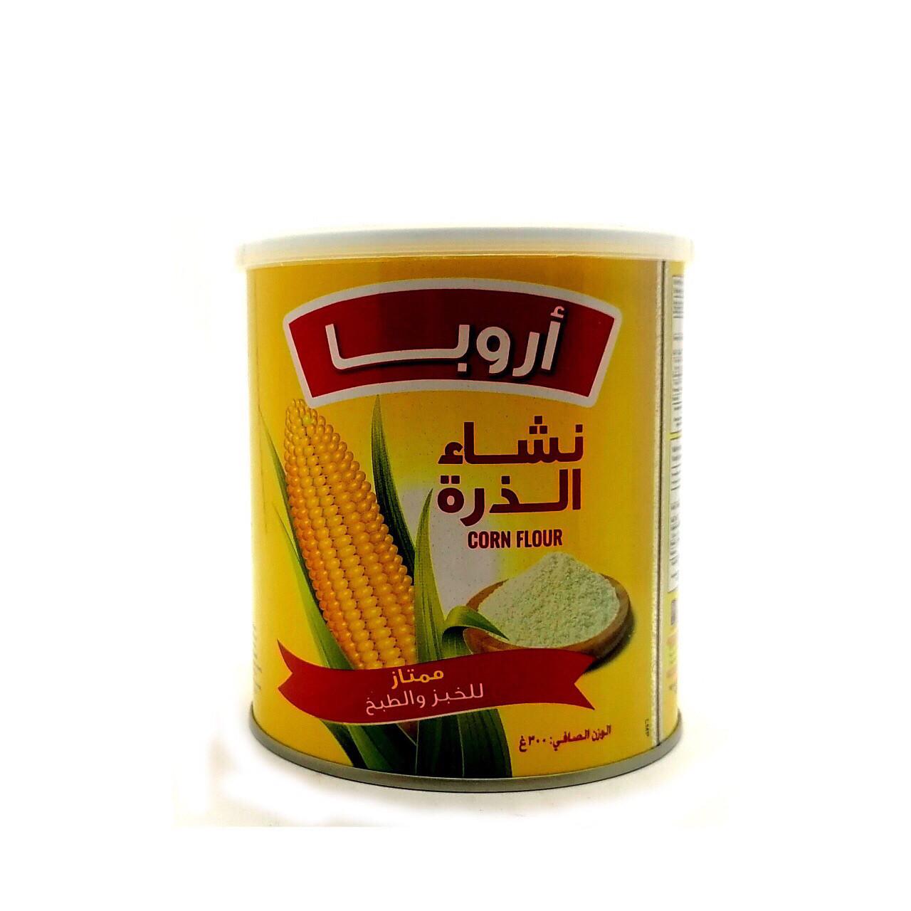 Кукурузный крахмал Aruba 300 грамм