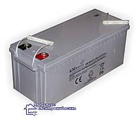 Гелева батарея KM battery NPG 12-200 (200А*Год), фото 1