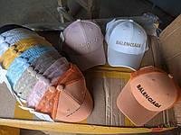 Кепка для девочек Balenciaga размер 54 см, цвета миксом