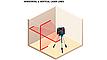 Лазерний нівелір Bosch GLL 30 S, фото 5