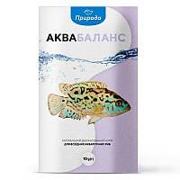 Натуральный корм для аквариумных рыб Природа «Аквабаланс» 10 г (для всех аквариумных рыб)