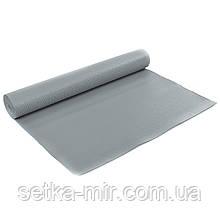 Коврик для фитнеса и йоги PVC 4мм SP-Planeta FI-4986 цвета в ассортименте, Серый