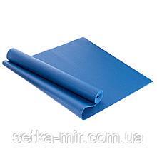 Коврик для фитнеса и йоги PVC 4мм SP-Planeta FI-4986 цвета в ассортименте, Синий