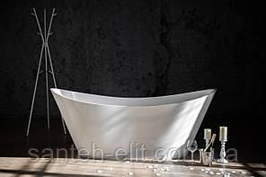Ванна MIRAGGIO FLORIDA глянцева з литого мармуру