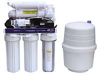 5-ступенчатая система обратного осмоса Aqua-World с насосом