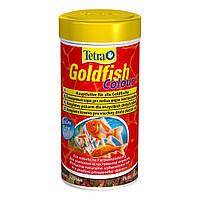 Сухой корм для аквариумных рыб Tetra в хлопьях «Goldfish Colour» 250 мл (для золотых рыбок)