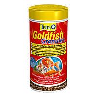 Сухой корм для аквариумных рыб Tetra в гранулах «Goldfish Granules» 250 мл (для золотых рыбок)