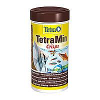 Сухой корм для аквариумных рыб Tetra в чипсах «TetraMin Pro Crisps» 250 мл (для всех аквариумных рыб)