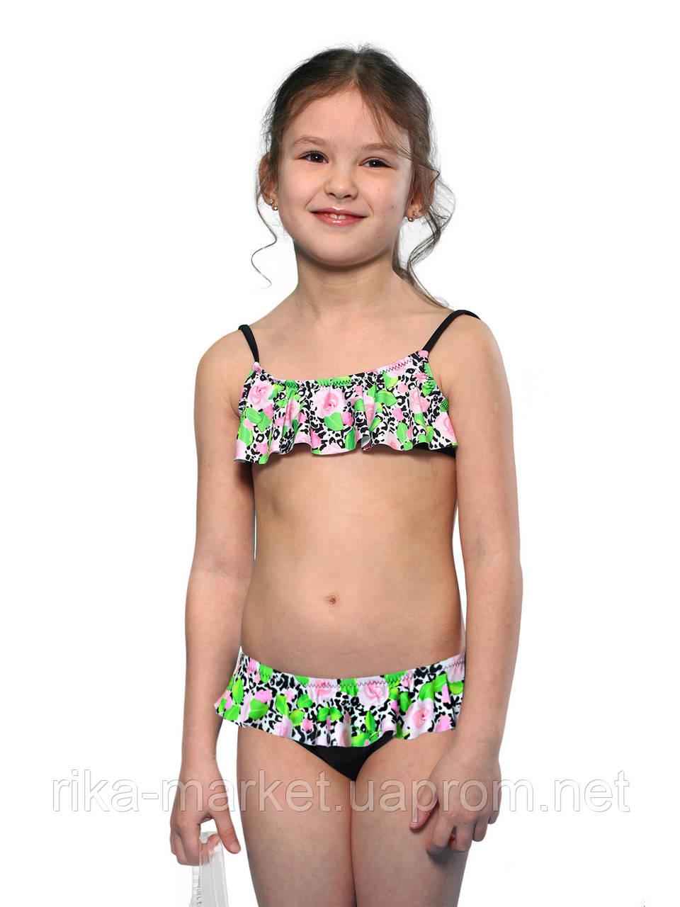Раздельный купальник для девочки Keyzi, от 7 до 11 лет, Maja 20 2psc