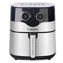 Фритюрница аерогриль LEXICAL LAF-3004 8 л електрическая 1500 Вт