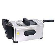 Фритюрница LEXICAL LDF-3105 регулировка температури 3 л 2000 Вт