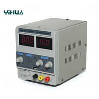 Лабораторный блок питания 15B 2A YIHUA 1502D+ USB