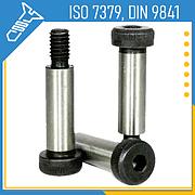 Винты ISO 7379, ГОСТ 28962-91, DIN 9841