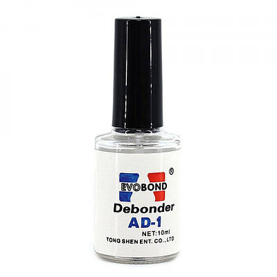 Жидкость для снятия нарощенных ресниц Debonder 10мл