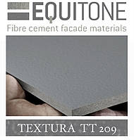 EQUITONE TEXTURA (ТТ-209) 2530х1280х8 мм Фіброцементна фасадна панель ЭКВИТОН