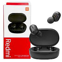 Бездротові навушники Xiaomi Redmi AirDots 2 Bluetooth навушники Quality Replica