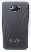 Портативное зарядное Power bank KVP LED №1 25000mAh черный