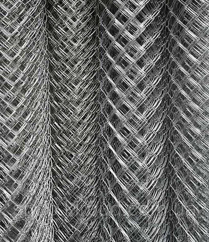 Сетка рабица 0,8м*10м (35х35х1,8мм), фото 2