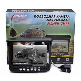 Підводна камера для риболовлі Fisher CR110-7HBS кабель 30м c вимкненням підсвічування