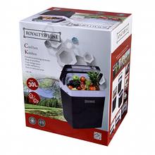Автохолодильник ROYALTY LINE RL-CB30-SIL 30Л