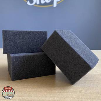Губка для нанесения жидкости на пластик и резину Cartec Vinylsponge, 1 шт.