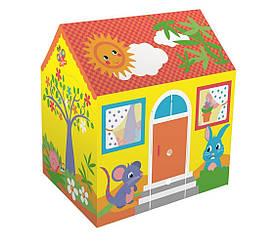 Детский игровой домик палатка Bestway 52007 размеры 102*76*114 см
