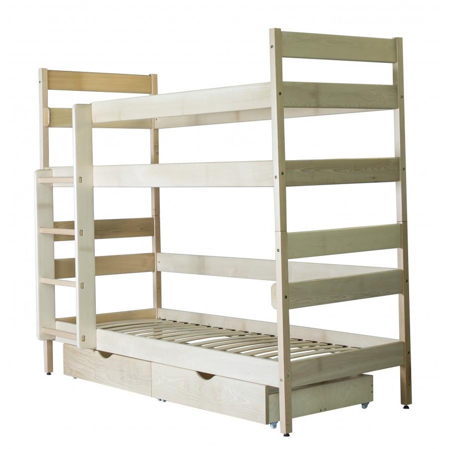 Кровать двухъярусная Ясна трансформер