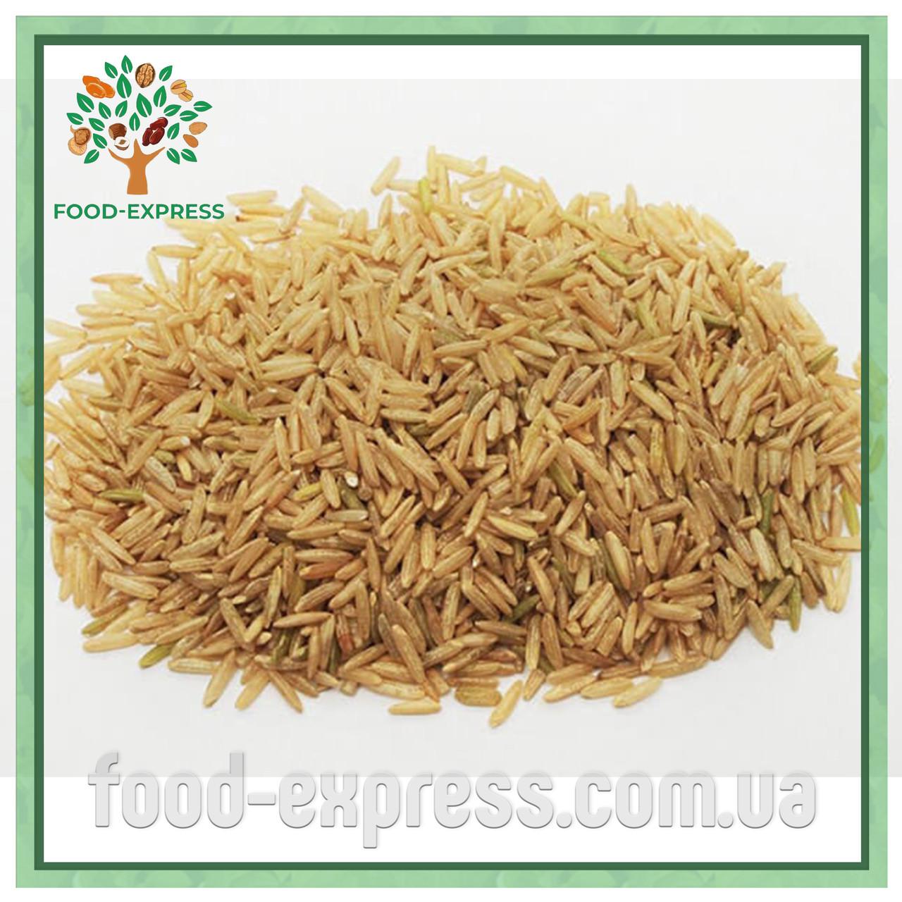 Рис бурый нешлифованный, Вьетнам 200г