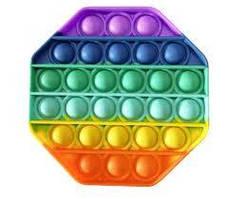 Pop It сенсорная игрушка, пупырка, поп ит антистресс