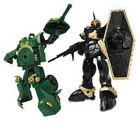 Робот-трансформер (15 см) Танк Воин X-bot (82010R)