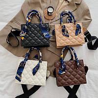 Женская стильная сумка из эко-кожи, фото 1