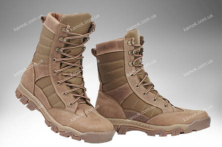 Берцы зимние / военная, тактическая обувь INFERNO Desert (coyote), фото 2
