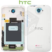 Корпус для HTC One X S720e G23, белый, оригинал